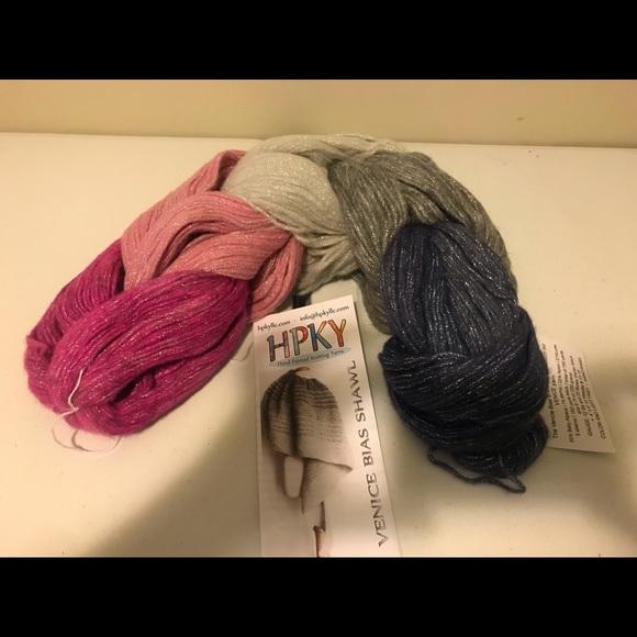 Other - Shawl kit